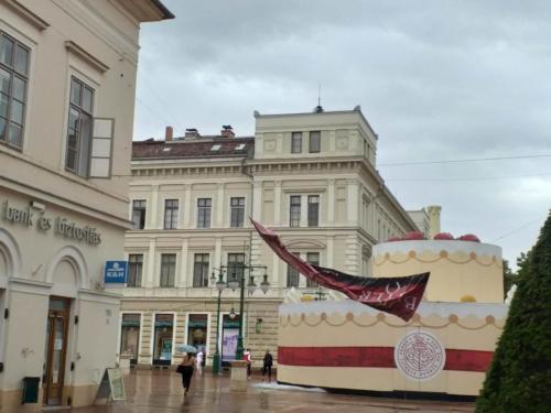 Klauzal Square, Szeged