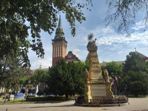 City Hall, Subotica