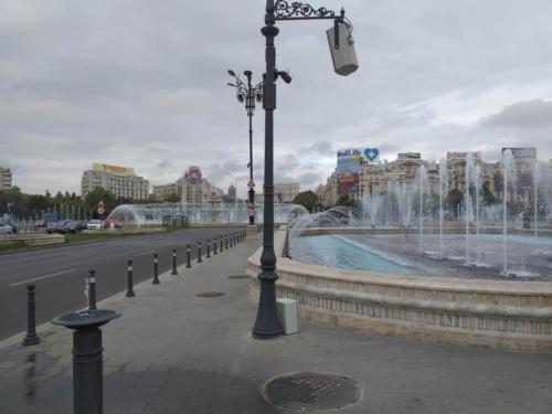 Unirii Square Fountains, Bucharest
