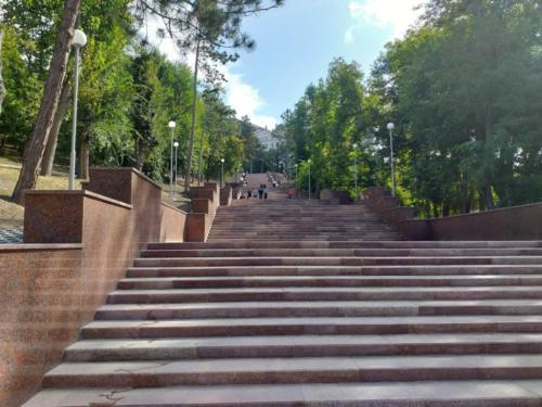 Potemkin Stairs, Chișinău
