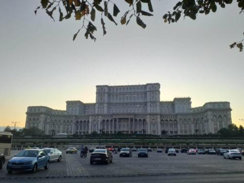 Palace of Parliament, Bucharest