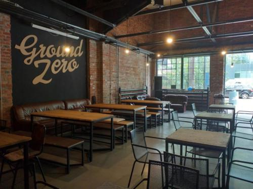 Ground Zero Brewery, Bucharest