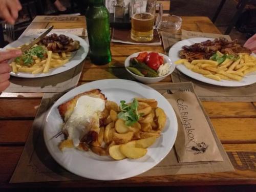 Café Bulgakov, Cluj